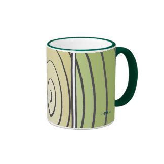 Waves Sea breams Ringer Mug