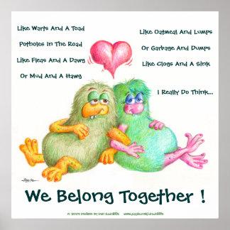 We Belong Together Poster