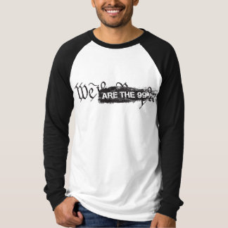 We The People Are The 99 Percent Shirt