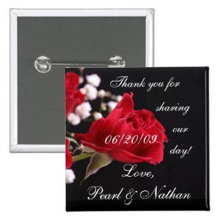 Wedding Favor Pin