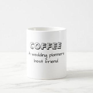 Wedding planners best friend basic white mug