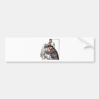Wedding Receptions 34 Bumper Sticker