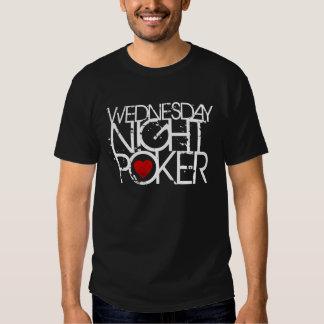 Wednesday Night Poker Tees