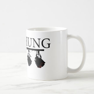 """Well Hung"" Mug for Lighting Engineer/Technician"