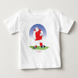 Welsh Rugby Player, tony fernandes Tees