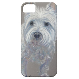 West highland terrier dog iPhone 5 cover