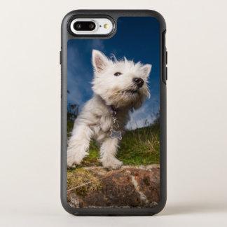 West Highland Terrier Puppy OtterBox Symmetry iPhone 7 Plus Case
