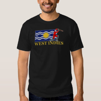 West Indies Cricket Player T Shirt