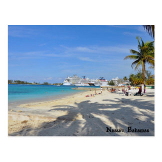 Western Esplanade Beach Postcard