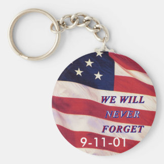WEWILL NEVER FORGET PC1008 PDF PRINT130004 BASIC ROUND BUTTON KEY RING