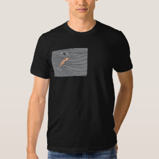 Whale Swimming with Baby Shirt