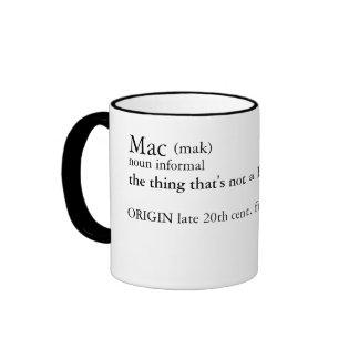 What is a Mac? Mug