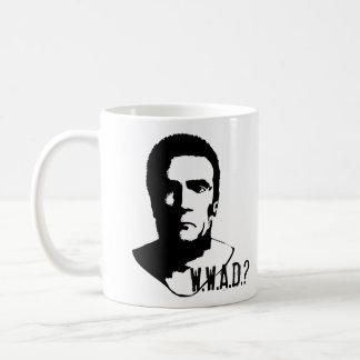 What Would Arnold Do? Basic White Mug