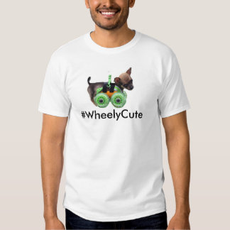 #WheelyCute Mens T-Shirt