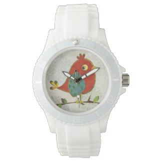 Whimisical bird watch