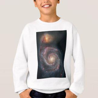 Whirlpool galaxy NASA T-shirts