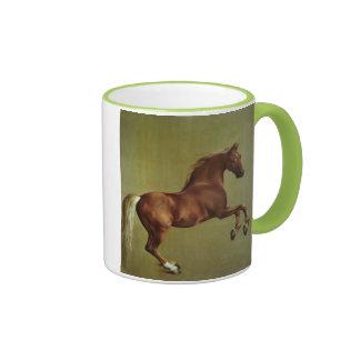 Whistlejacket, 1762 ringer mug