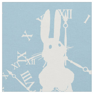 White Rabbit Late Fabric