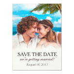 White Sands Beach ASK ME TO PHOTOCHOP YOUR PIC 14 Cm X 19 Cm Invitation Card