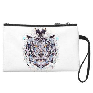 White Tiger Wristlets