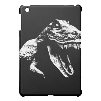 White Tyrannosaurus Rex iPad Mini Case