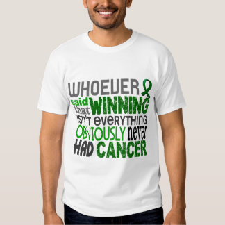 Whoever Said Liver Cancer T Shirts
