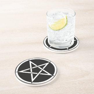 Wiccan & Magick Pentagram Pentacle - M1 Drink Coasters