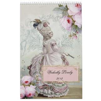 Wickedly Lovely 2013 Wall Calendars