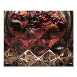 Wild Elderberry Tea Photograph