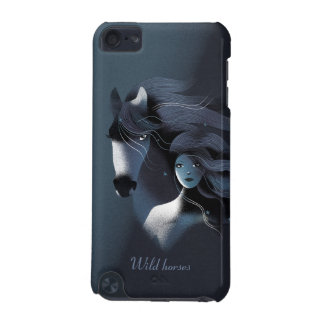 Wild Horse and a Beautiful Girl iPod Touch (5th Generation) Case