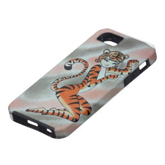 Wild One Lady Tiger Original iPhone 5 Cover