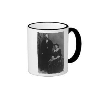 Wilhelm Liebknecht and Eleanor Aveling Ringer Mug