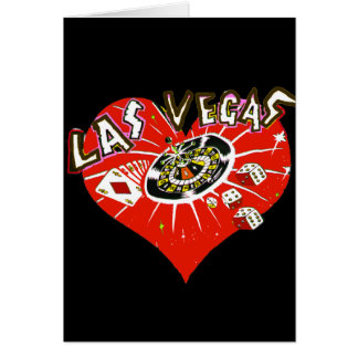 Will You Marry Me in Las Vegas Greeting Card
