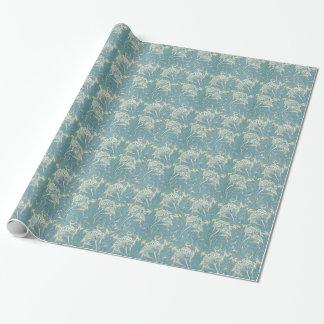 William Morris Wallpaper Design Wrapping Paper