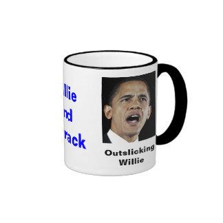 Willie and Barrack Ringer Mug