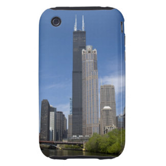 Willis Tower (previously the Sears Tower) looms Tough iPhone 3 Covers