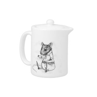 Wind in the Willows Teapot