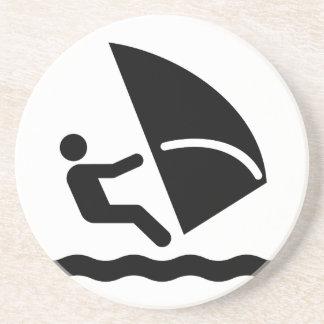 Windsurf Symbol Coaster