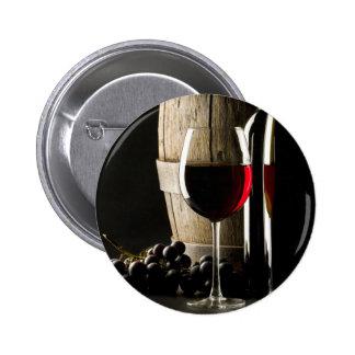 Wine Lover's button