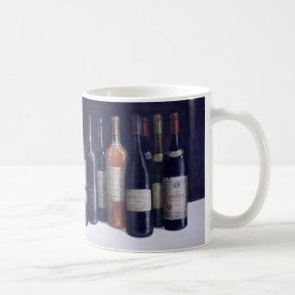 Winescape 1998 basic white mug