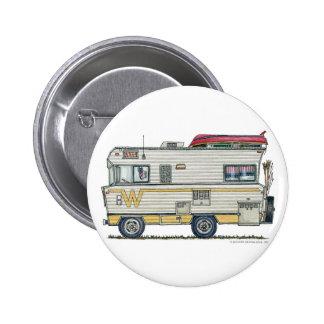 Winnebago Camper RV Pins