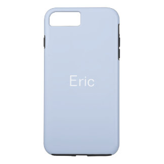 Winter Sky Blue iPhone 7 Plus Case