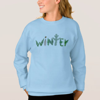 Winter Twigs T-shirts