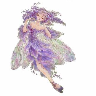 Wisteria Fairy Photo Sculpture