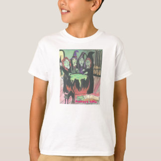 Witches Lair from Audrey's Attic, T-Shirt