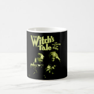 Witches tales mystery mug