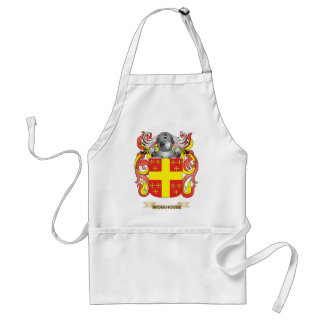 Wodehouse Family Crest (Coat of Arms) Standard Apron