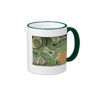 "Wölfli ""Saint Mary Castle"" Fine Art Ringer Mug"