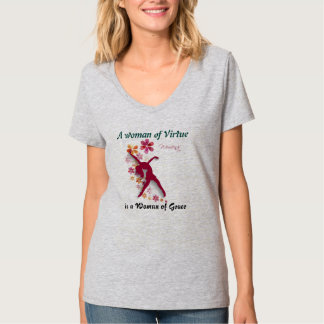Woman of Virtue T-Shirt... Shirt