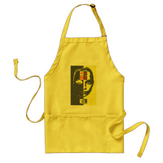 Women Equality - I just want half Standard Apron